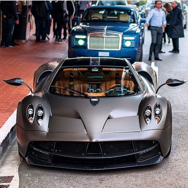 """""""Please Take A Moment To Follow Our Partner Account @luxuries_finest. The Fastest Growing Luxury Page On IG. @luxuries_finest  Pagani Huayra (Photo:…"""""""