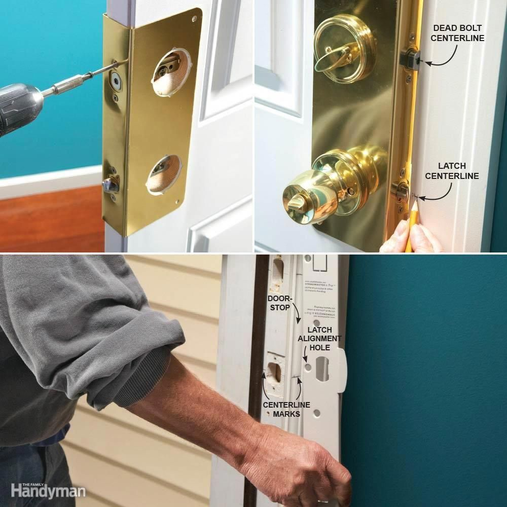 While Smart Door Locks Add Brains Sometimes What You Really Need Is More Brawn An Electronic Dead Bolt Isn T Wo Smart Door Locks Door Locks Digital Door Lock
