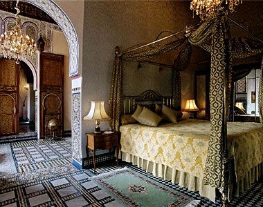 Bab Guissa Hotel In Fez Morocco