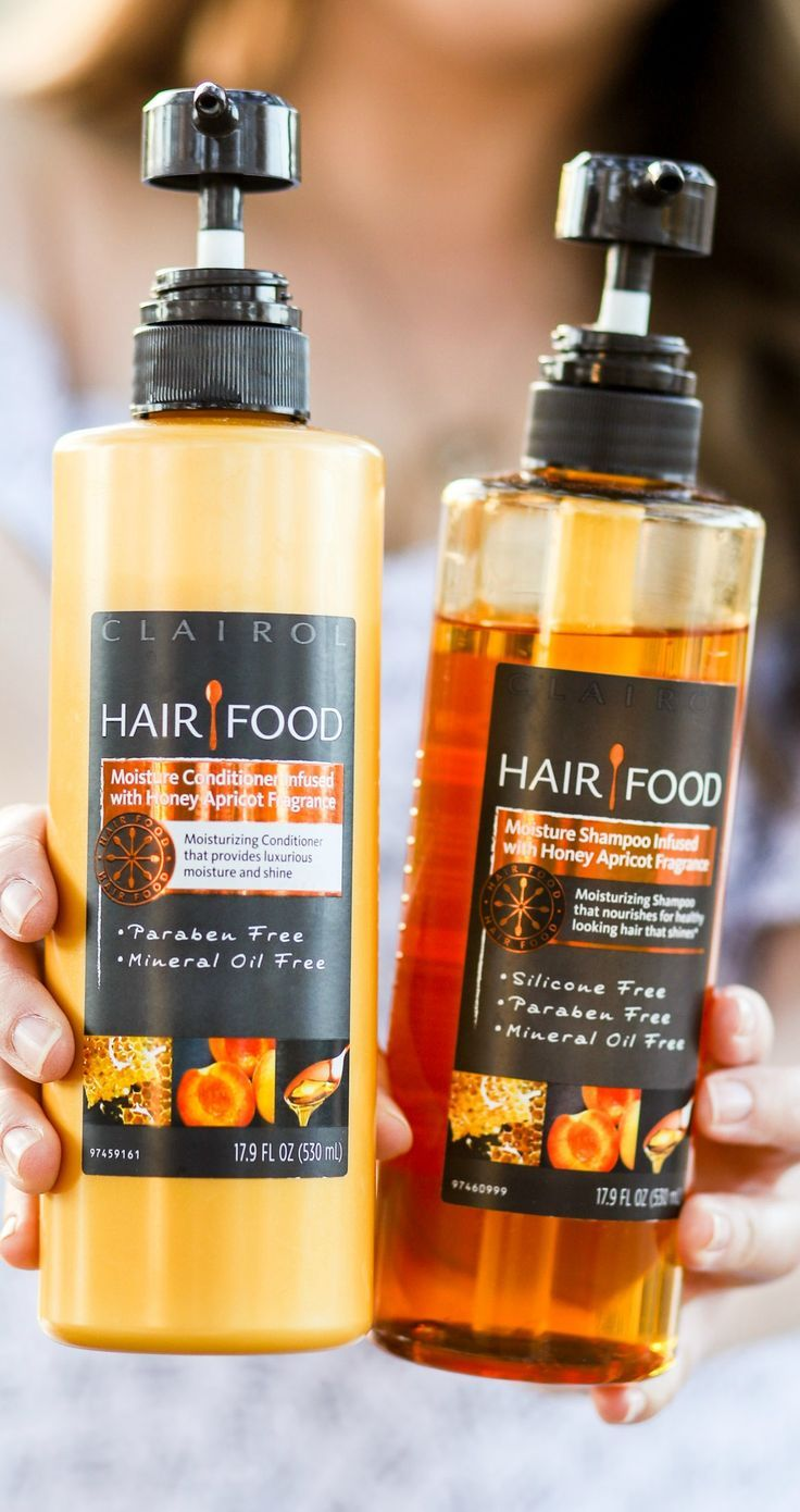 Ways to Repair Damaged Hair with Hair Food  Drugstore shampoo