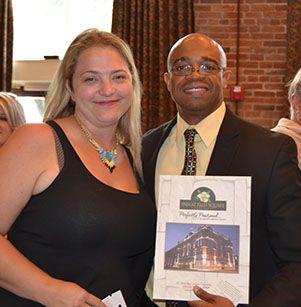 Susanna Cobb from Lawrenceville, GA. June winner of the Inn Club.