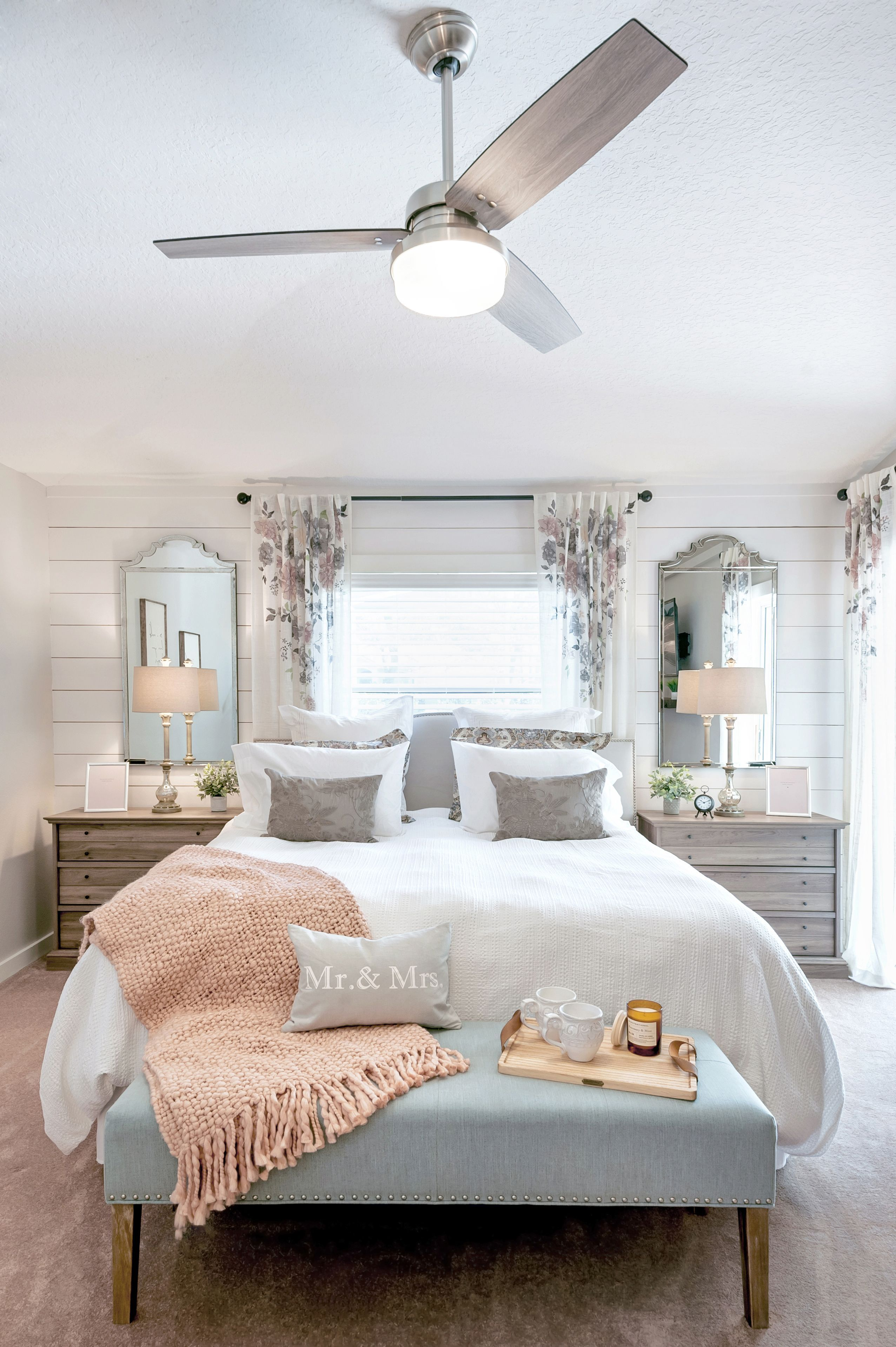 21+ Beautiful Bedroom Color Schemes with Color ...