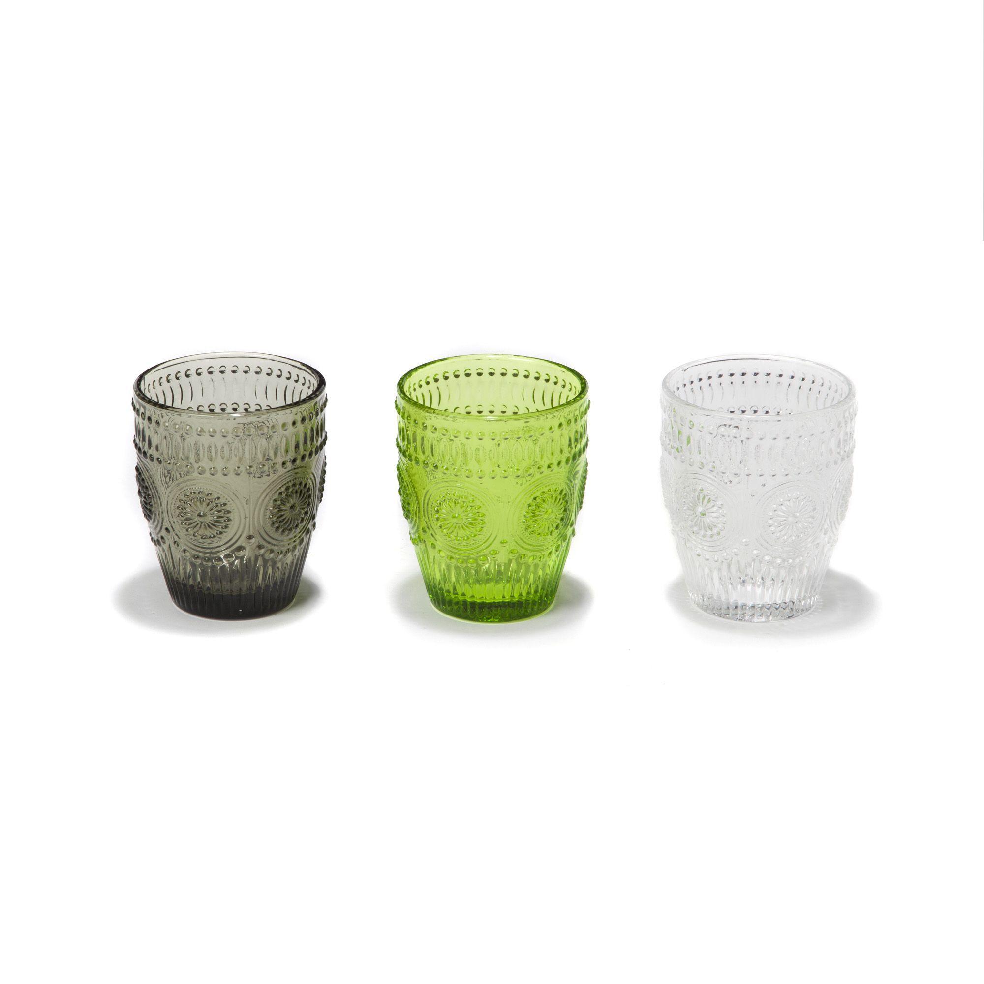 Gobelet à eau vert Vert - Mathilde - Les verres - Verres et carafes - Arts de la table - Décoration d'intérieur - Alinéa