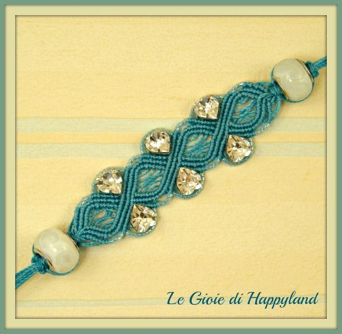 Le gioie di Happyland - patterns: Bracciali/bracelets