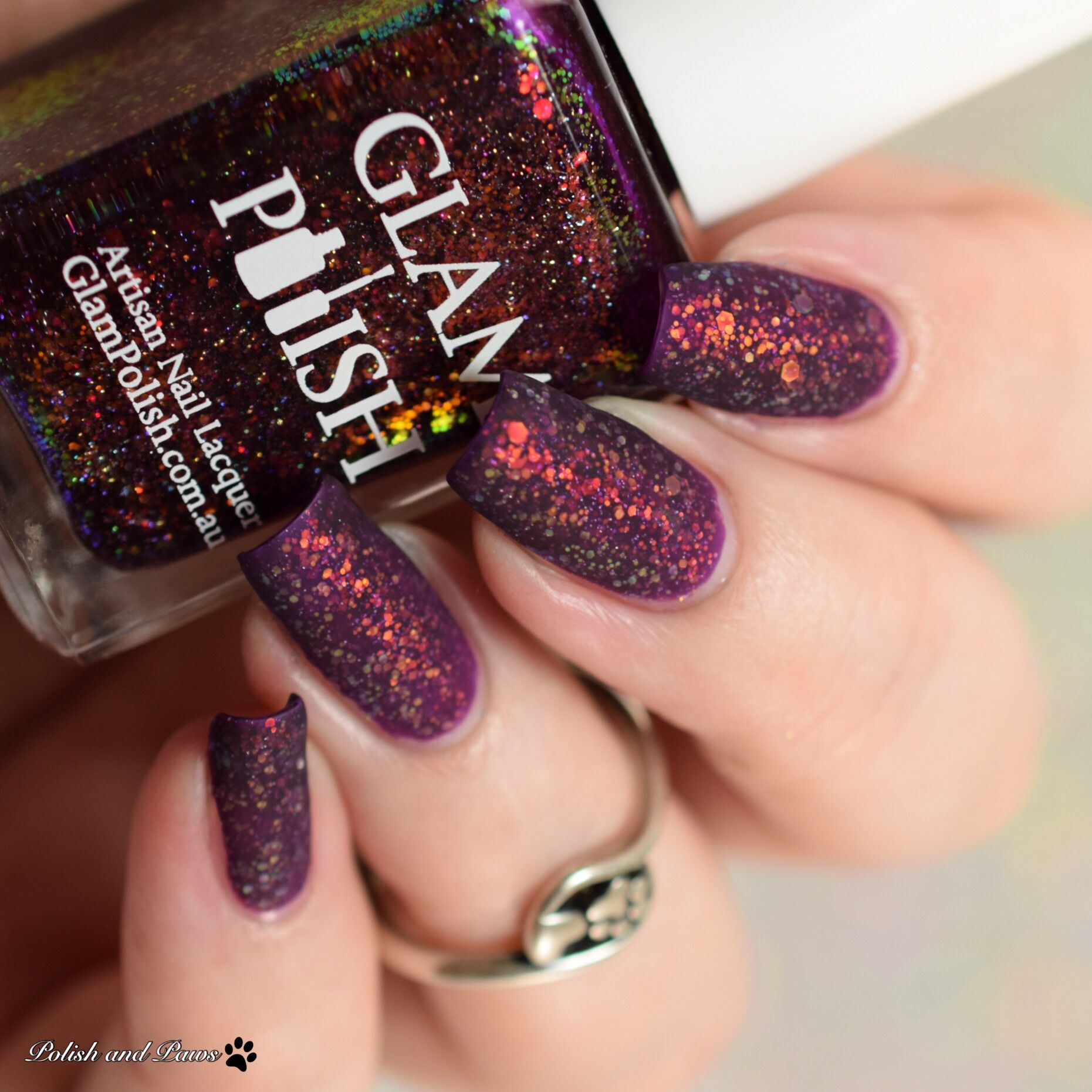 Glam Polish The Dark Crystal   Hair & nails   Pinterest