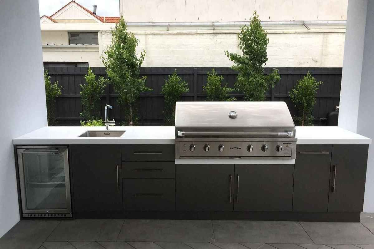 01 Incredible Outdoor Kitchen Design Ideas For Summer Outdoor Bbq Kitchen Outdoor Kitchen Design Outdoor Kitchen Design Layout