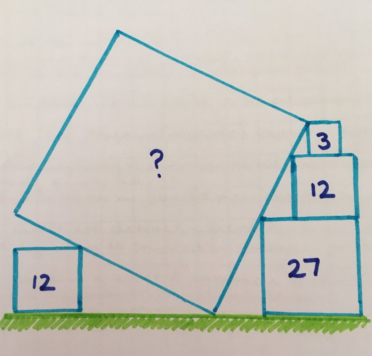 The geometry puzzles that are lighting up Twitter. Math