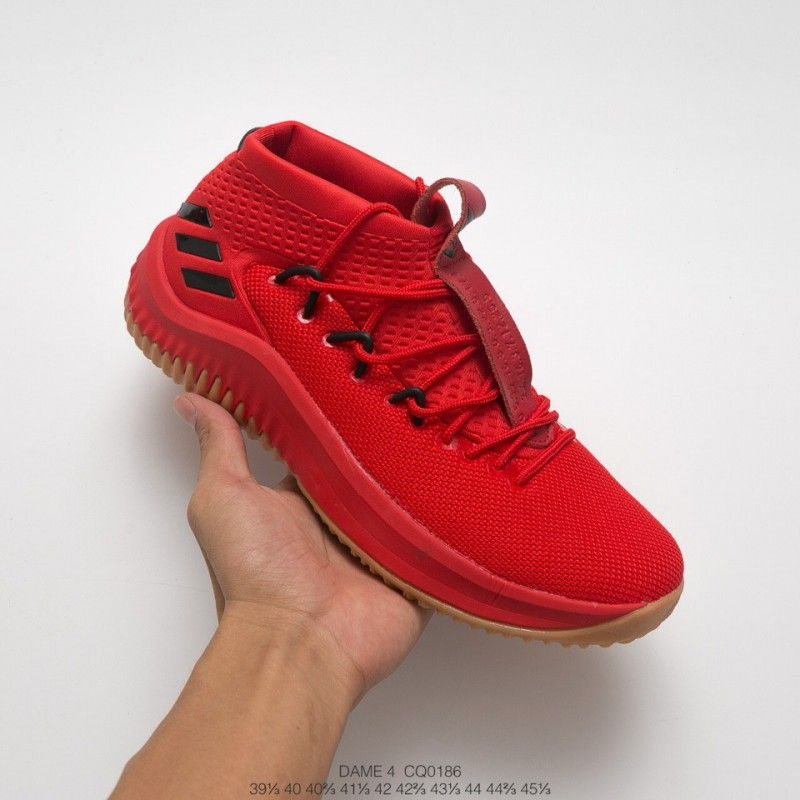Parámetros Coincidencia Facturable  Damian Lillard Basketball Shoes,CQ0186 Adidas/ Adidas Dame 4 Lillard 4th  Generation Comfort Gluing has always been the hallmark   Adidas dame,  Basketball shoes, Dame