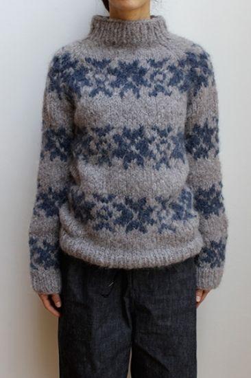 Gudrun Gudrun Faroe Islands Ayni Intarsia Sweater Ncah