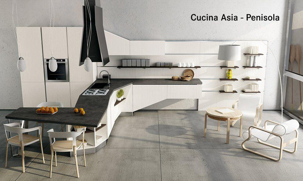 La cucina da sogno, bella, innovativa, unica, mia! #cucina #design ...