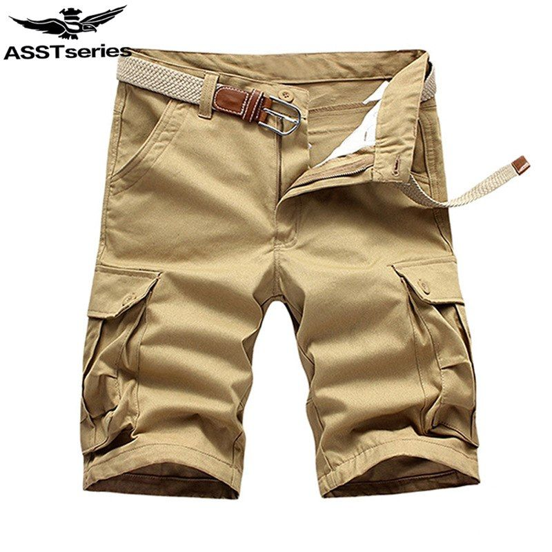 b767d3ed6e Tactical Cargo Shorts Men Denim Military Shorts For Men Bermuda Cargo Jeans  Masculina Pantalones Cortos Hombre Short Homme.AA01