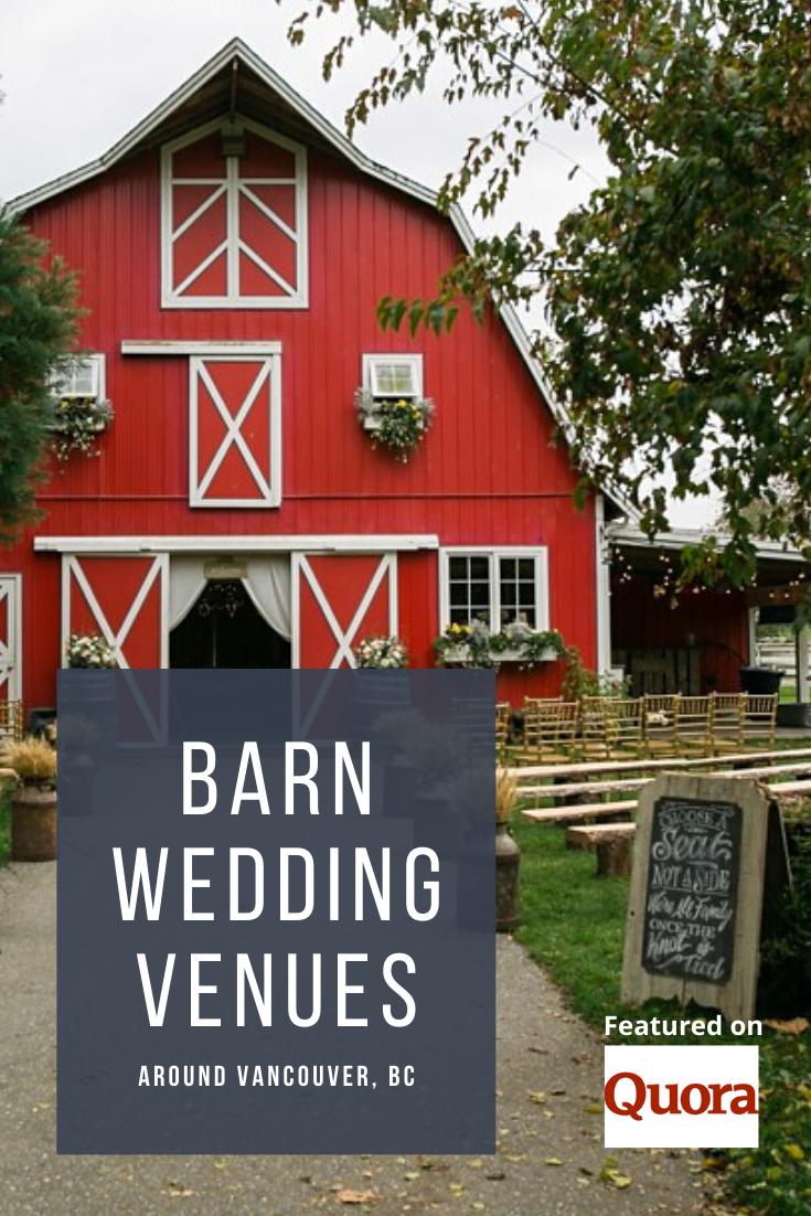 Bc Barns : barns, Wedding, Venues, Around, Vancouver, Venue,, Rustic, Venues,