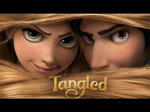 Enredados La Pelicula En Espanol Completa Original Hd Nuevo Tangled Movie Disney Tangled Rapunzel And Flynn