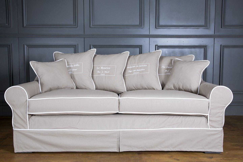 Großartig Sofa Mit Abnehmbaren Bezug Dekoration Von Coastal Homes Hussen Delaware Waschbar