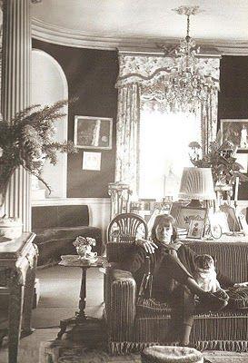Greta Garbo Cecil Beaton39s Reddish House Sir Cecil