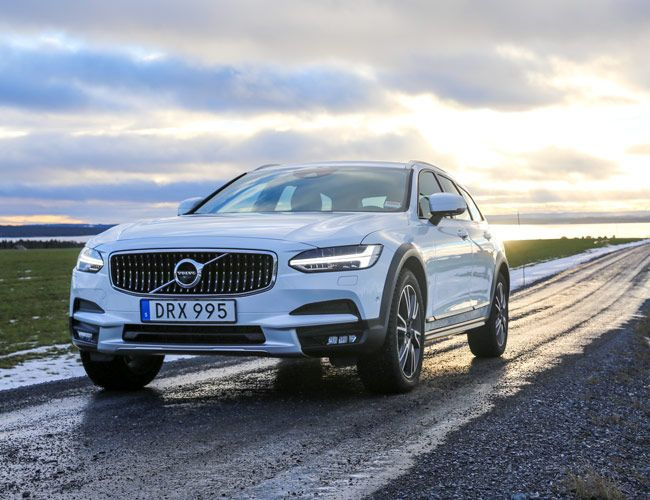 Review: 2017 Volvo V90 Cross Country | Best compact suv