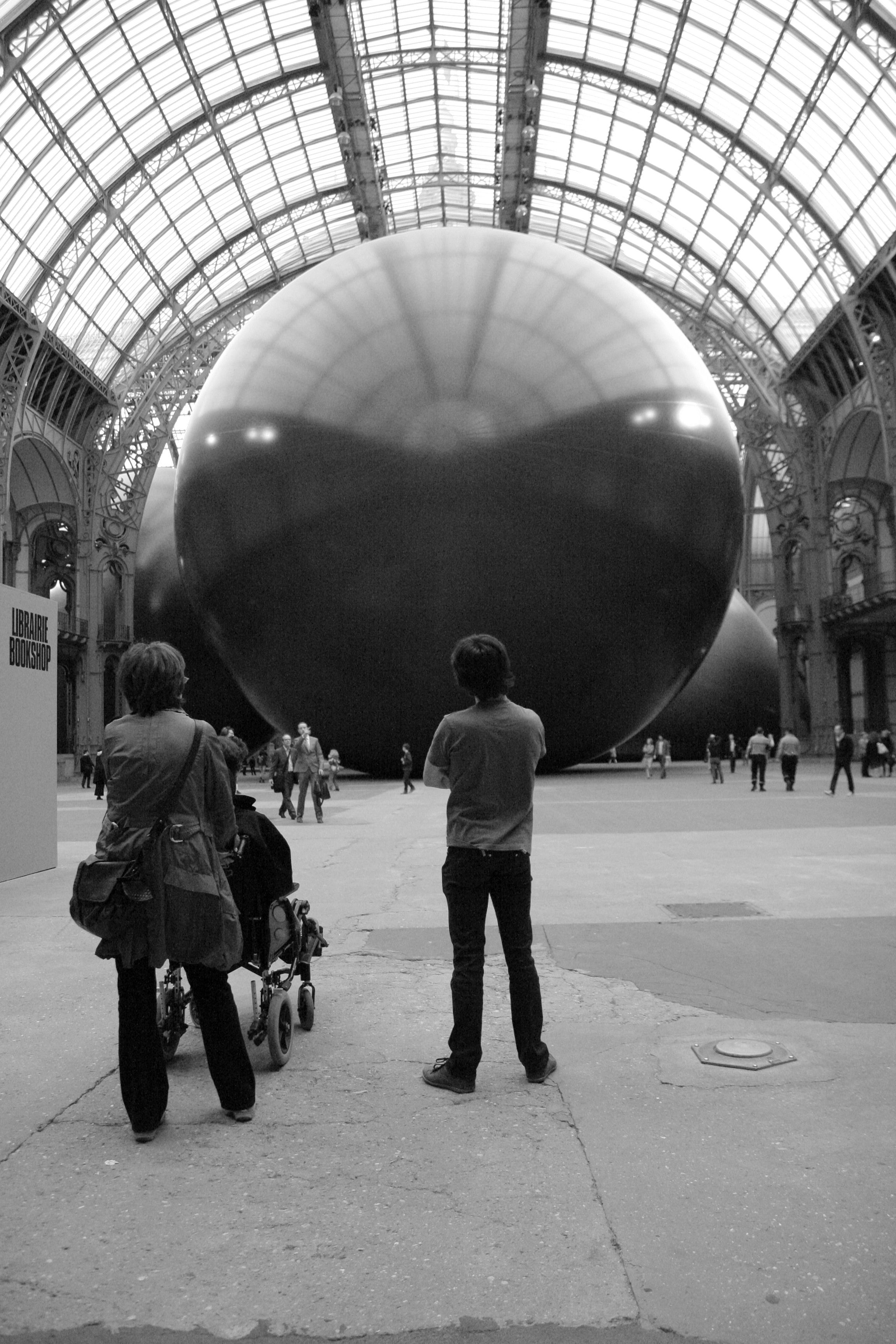 Anish Kapoor - Grand Palais