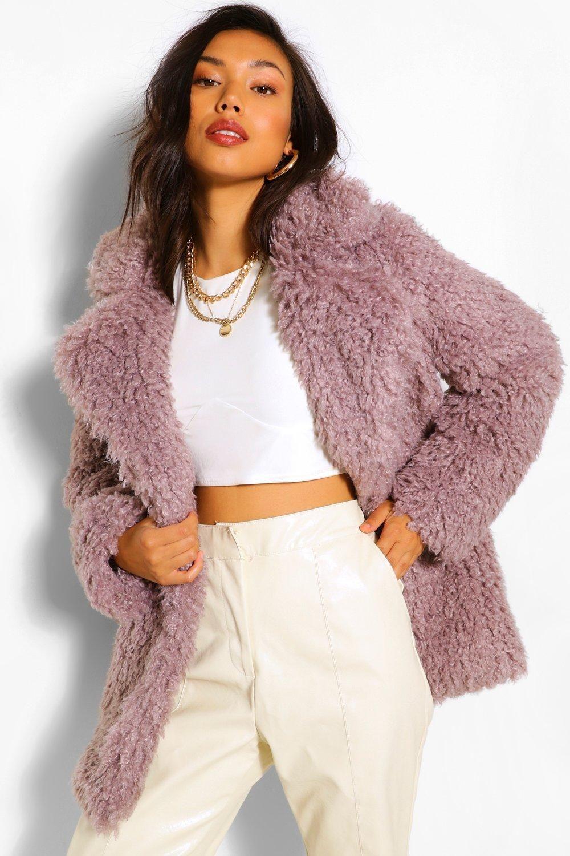 Textured Teddy Faux Fur Coat Boohoo In 2021 Teddy Faux Fur Coat Grey Faux Fur Coat Fur Coat [ 1500 x 1000 Pixel ]