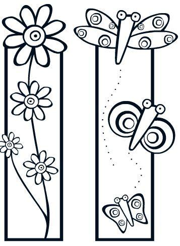 Recursos De Educacion Infantil Otros Marcapáginas P4 Pinterest