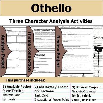 othello character analysis