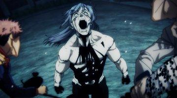 Mahito Domain Expansion Jujutsu Kaisen Episode 13 Tomorrow In 2021 Jujutsu Anime Cosplay Anime