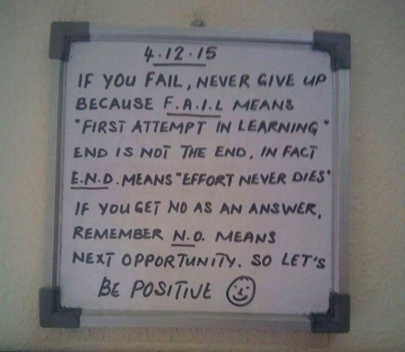 Motivación en estado puro :)