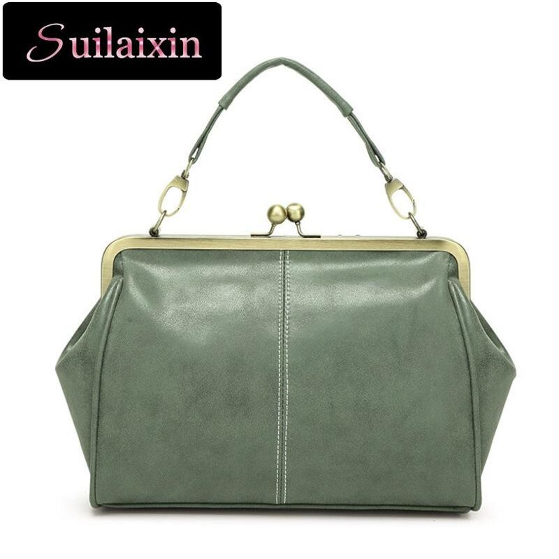 6747b1481f3f New Arrivals Brand Retro Women Messenger Bags Small Shoulder Bag High  Quality PU leather Vintage Tote
