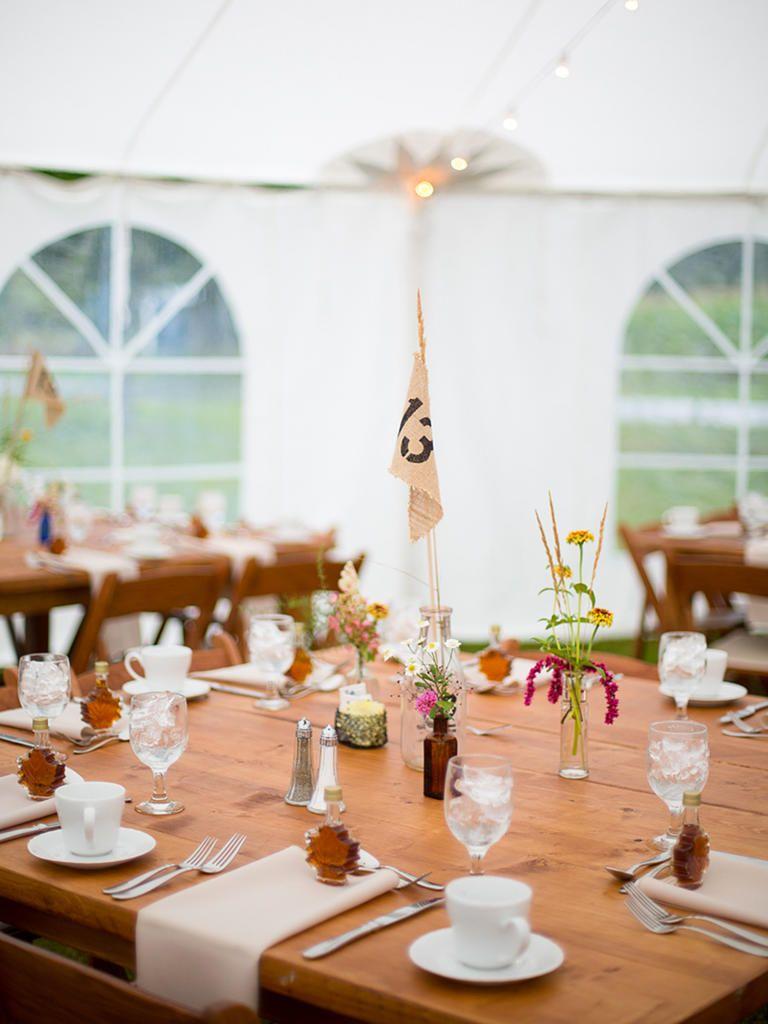 27 DIY Wedding Decorations for Any Skill Level | Diy wedding ...