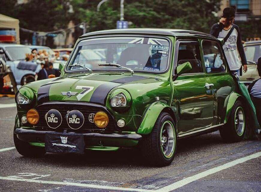 Mini that is gorgeous.