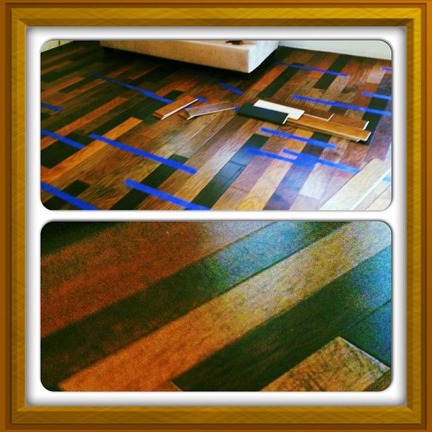 Contract Floorworks In Austin Tx Mixed Wood Flooring Reclaimed