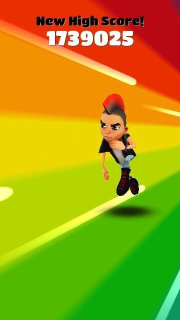 Subway Surfers High Score By Spike Subway Surfers Game Subway Surfers Surfer
