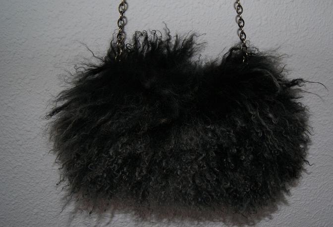 Bolso de pelo