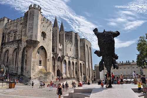 Top Things To Do In Avignon France Avignon Europe Travel Destinations France