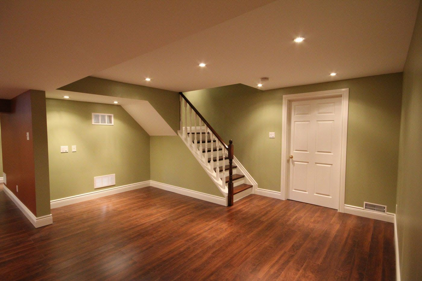 stair handrail height Google Search Basement