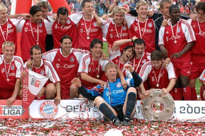 Bayern München Deutscher Meister