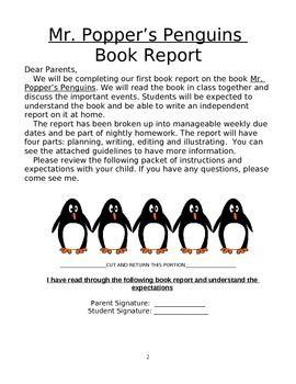 Mr. Poppers Penguins Pdf