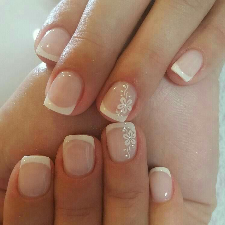 70 Top Bridal Nails Art Designs for next year | Top artists, June ...