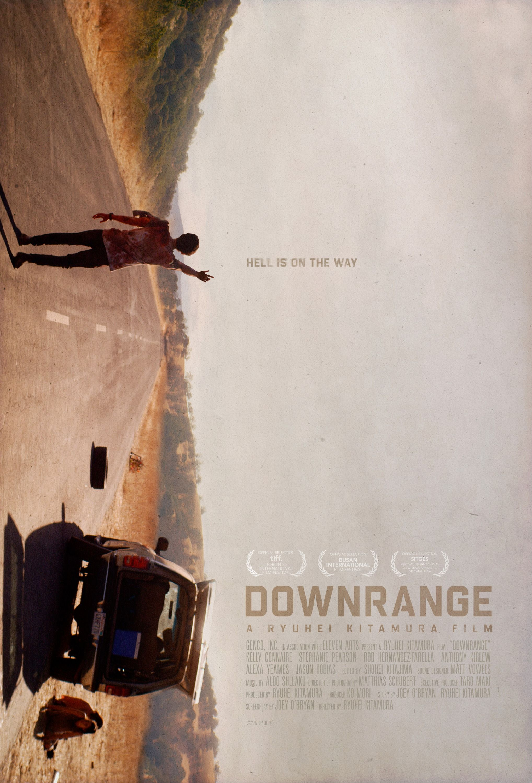 Downrange (2017)   Movie   Pinterest