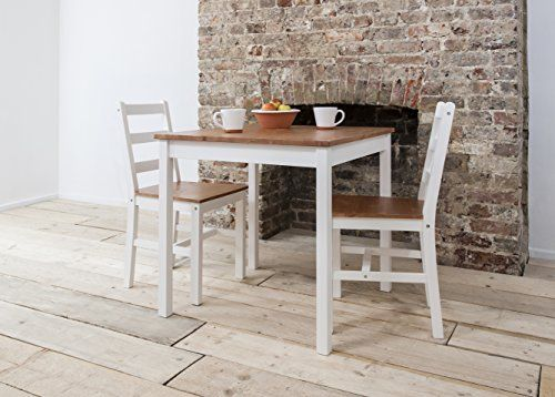 Dining Table And 2 Chairs Dining Set Bistro Noa Nani Small