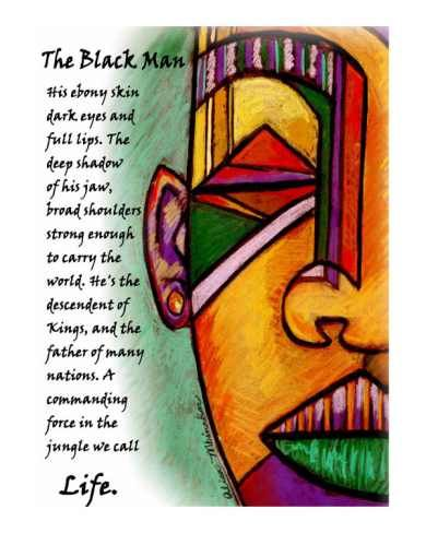 Luxury Quotes About A Strong Black Man Mesgulsinyali