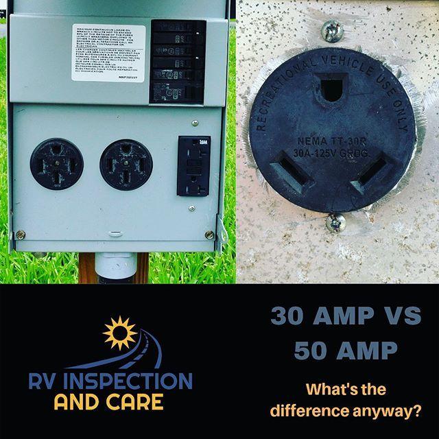 Diagram 30 Amp Rv Vs 50 Amp Rv