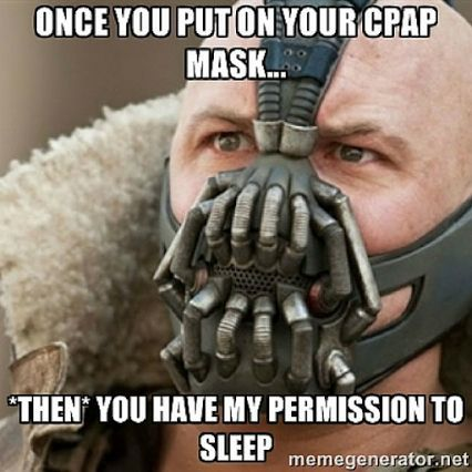 Once You Pur On Your Cpap Mask Respiratory Therapy Medical Humor Nurse
