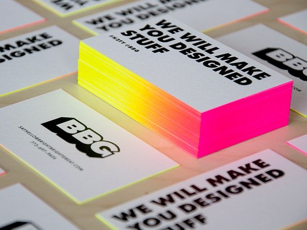 Alex Sheyn Business Card Design. 30 Business Card Designs with Bold Type #typography #businesscard