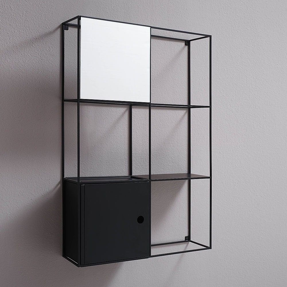 ex.t felt furniture wall grid large, Badezimmer ideen