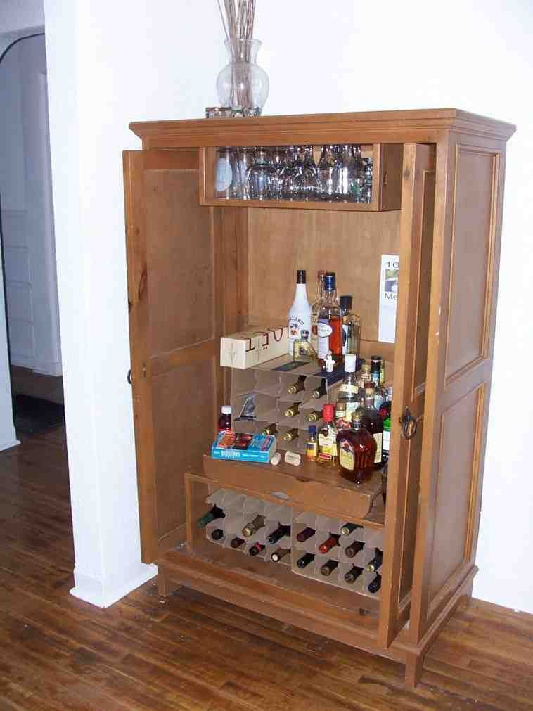 liquor small unique doors of with ideas shelves photo awesome pull designs out gallery and cabinet