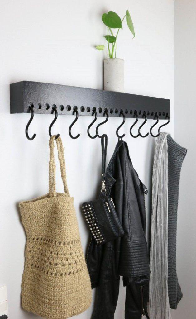 De 8 Leukste Kapstokken Garderobe Ideeen Kapstok Hal Decoraties