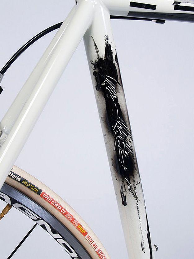 Dario Pegoretti | Custom painted bikes. | Pinterest | Fahrräder