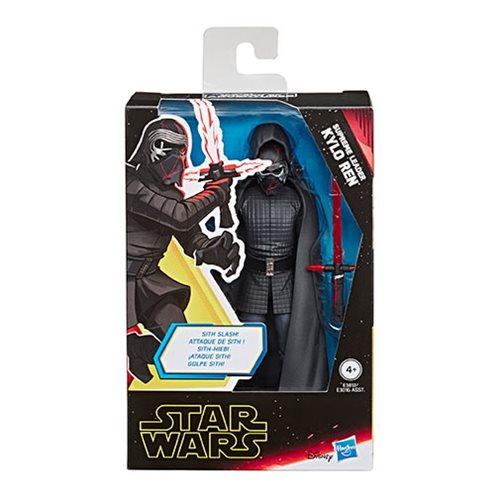 Star Wars Galaxy Of Adventures Kylo Ren 5 Inch Action Figure Star Wars Galaxies Star Wars Figures Action Figures