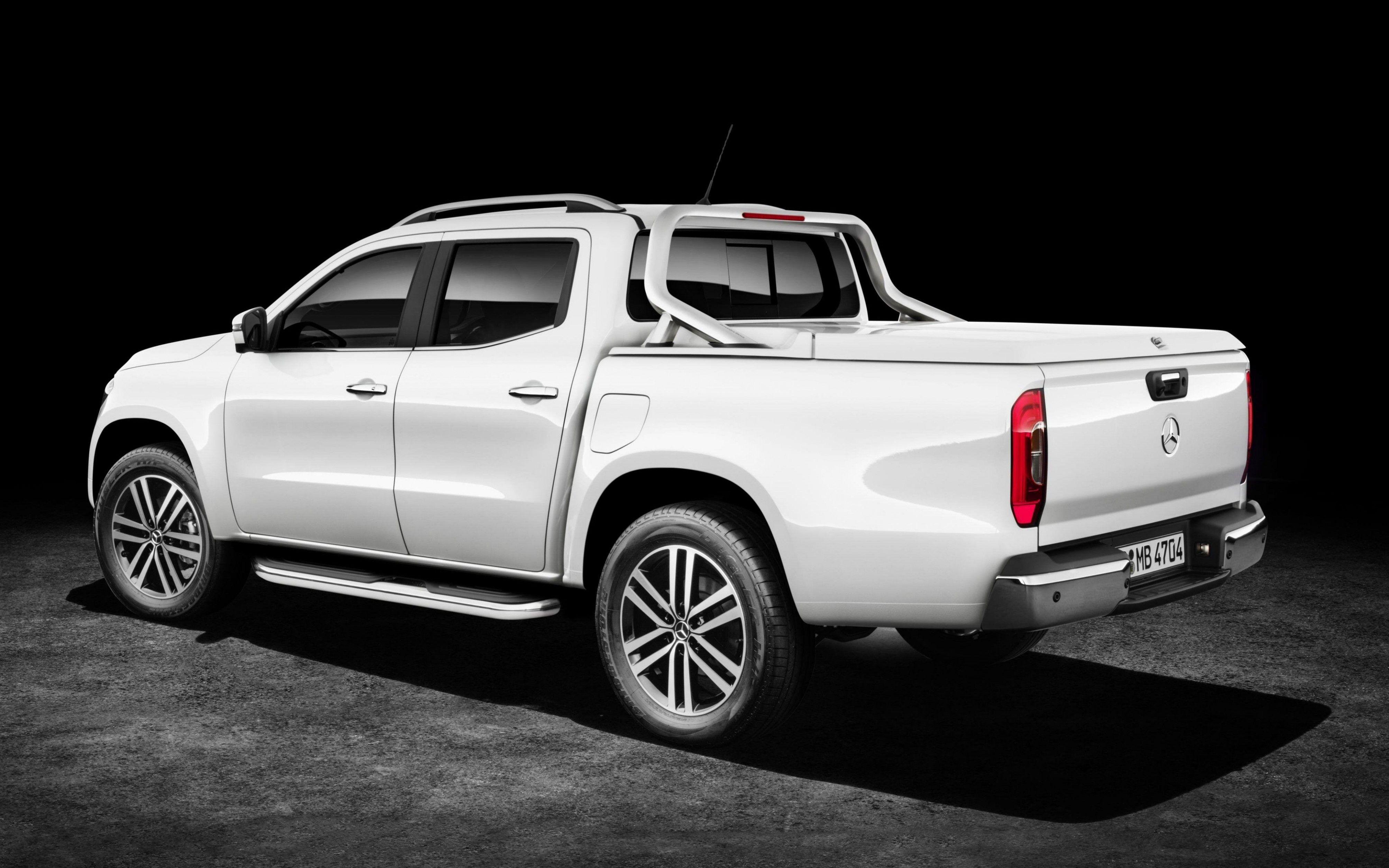 Mercedes Pickup 2020 New Model And Dengan Gambar Mobil