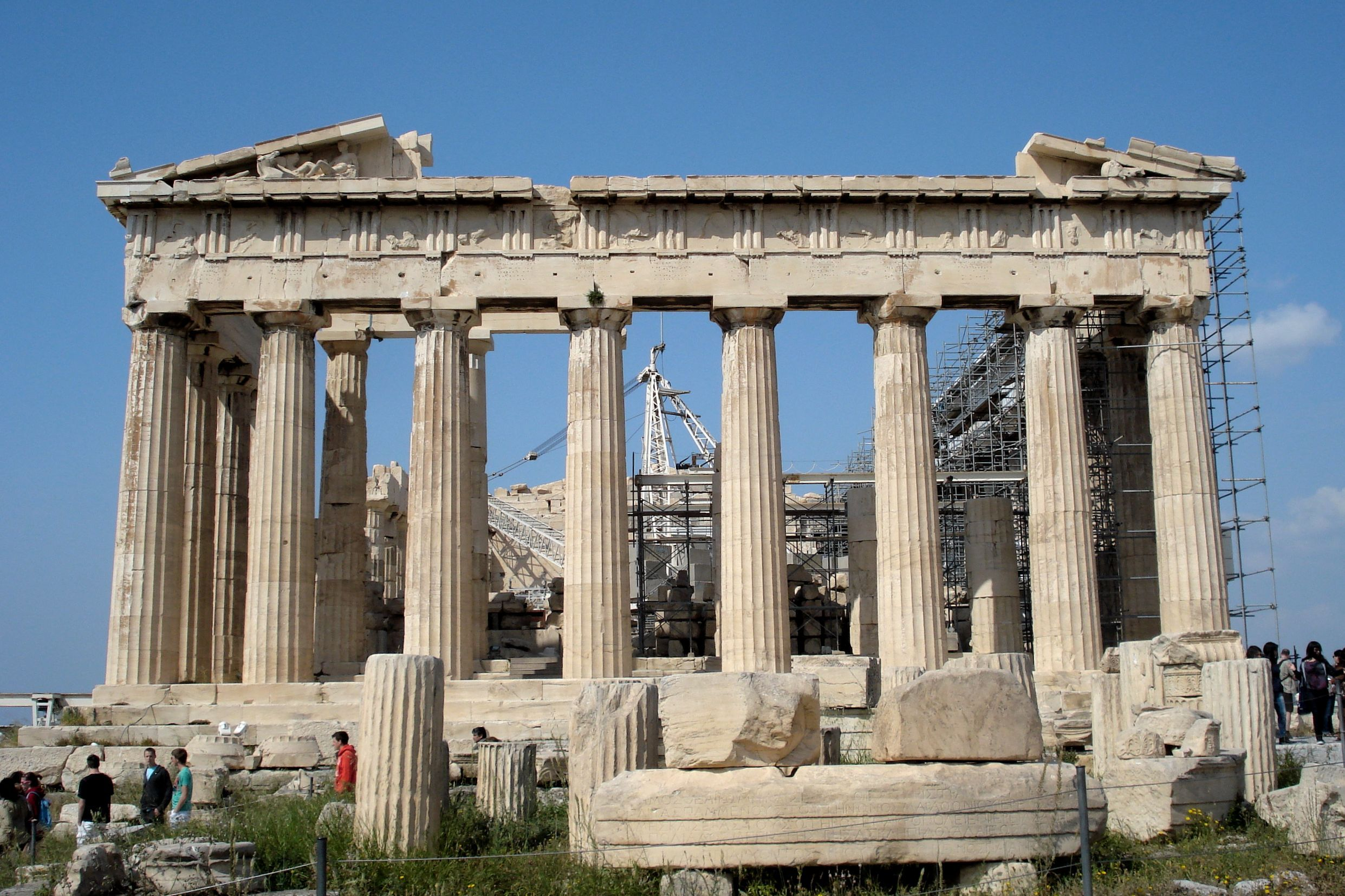 Greek Architecture - Ancient History Encyclopedia |Grecian Architecture